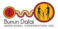 Burrun Dalai Logo