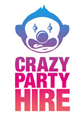Crazy Party Hire Logo